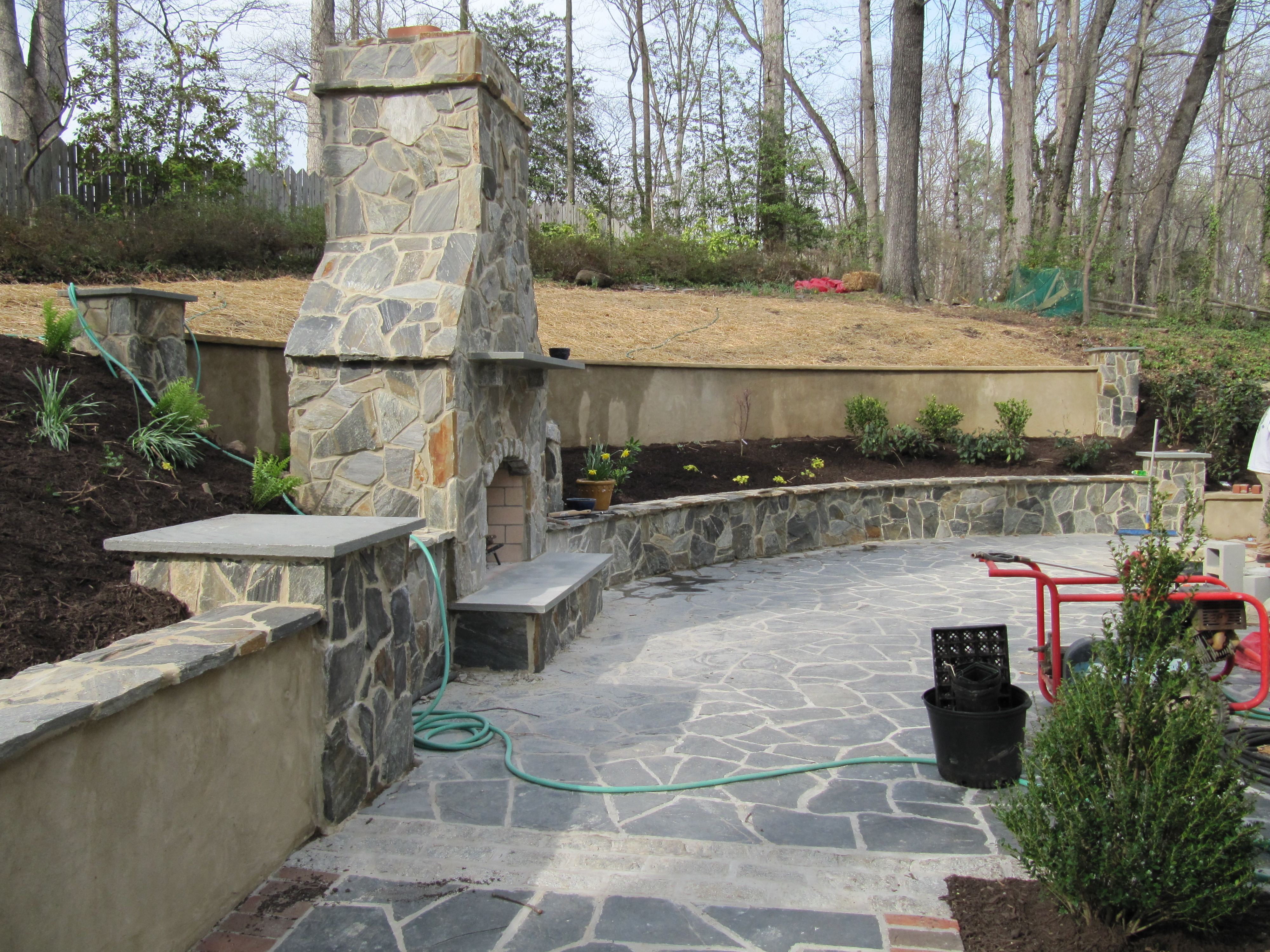 27 nice backyard designs retaining walls u2013 izvipi com